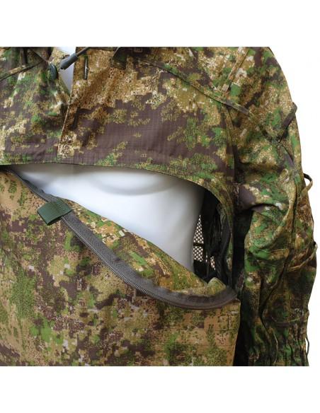 Maskovací sniperská bunda
