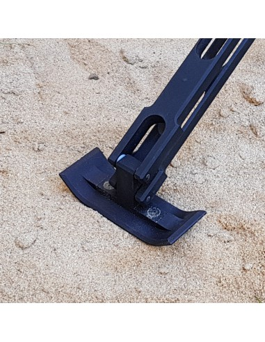 Support rail SOFT for bipod