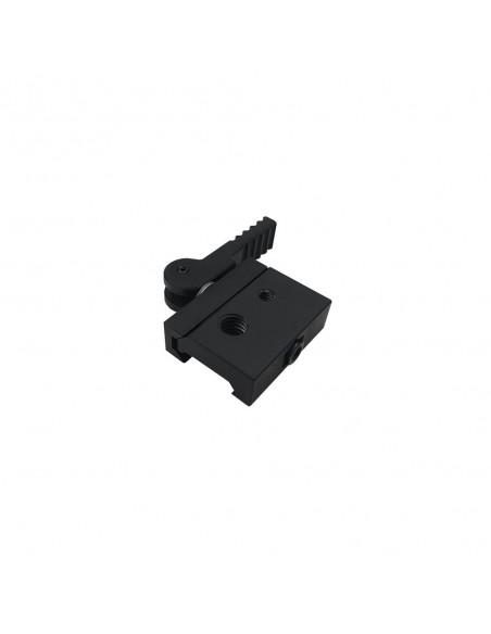 Stativová redukce na WEAVER (picatinny rail adapter)