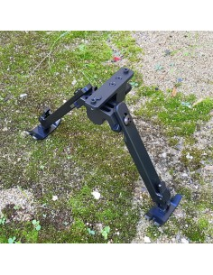 "Bipod TACTICAL TK3 6,5-9"" (KeyMOD)"