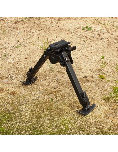 "Bipod TACTICAL TK3 6,5-9"" (SWIVEL)"