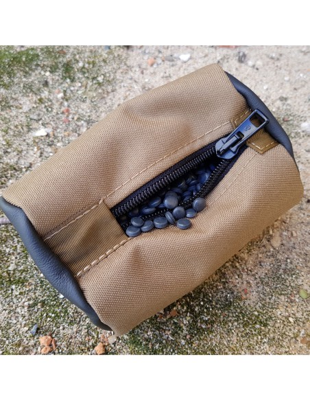 Filler for shooting BAG