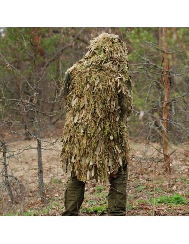 Camouflage dress TORTILA