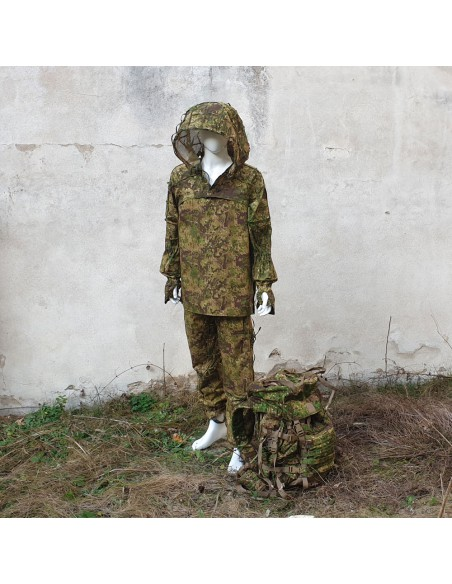 "Camouflage sniper jacket ""DIVERZANT"" 4th generation"