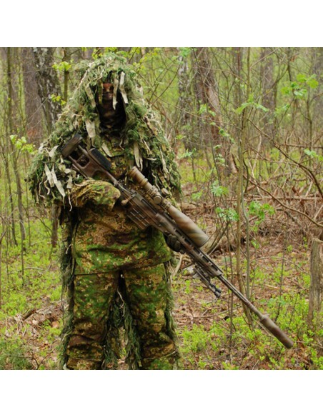 Camouflage sniper jacket 4th generation