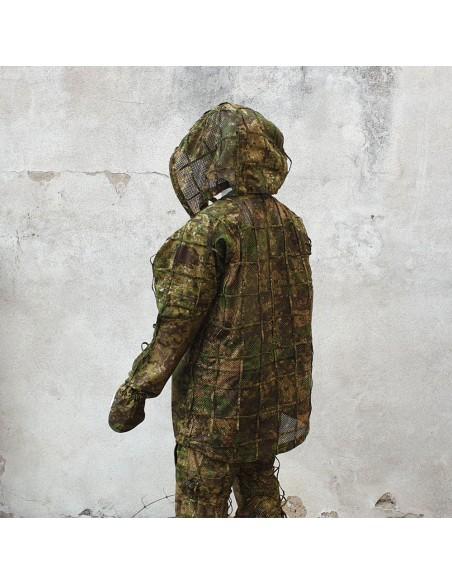 Maskovací sniperská bunda 4. generace