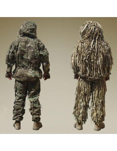"Camouflage sniper jacket ""DIVERZANT"" 3th generation"