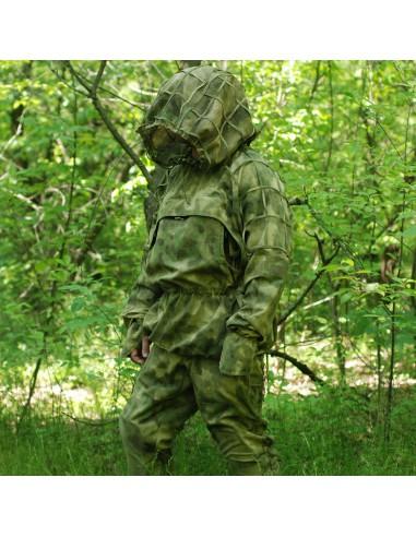 """Maskovací sniperská bunda """"DIVERZANT"""" 3. generace"""