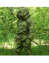 Camouflage sniper jacket 3th generation