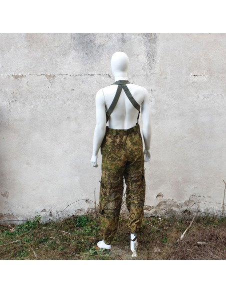 Camouflage pants 4th generation