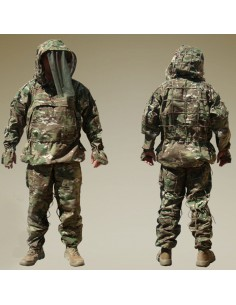 The 3rd generation DIVERZANT camouflage pants