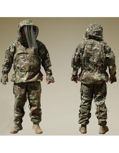 """Maskovací sniperské kalhoty """"DIVERZANT"""" 3. generace"""