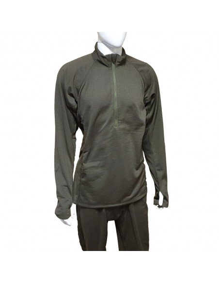 Thermal underwear for low temperatures