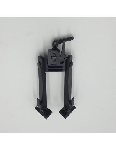 Bipod Tactical Evo TK3 (WEAVER, BLACK)