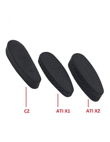 Gumová botka ATI X2 redukující zpětný ráz