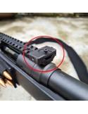 """Uchycení pušky na stativ """"U"""" system"""