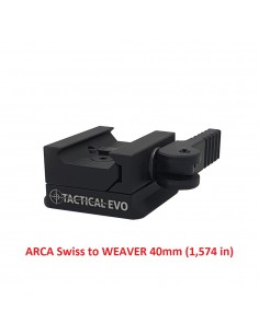 WEAVER Modul for Bipod Tactical TK3