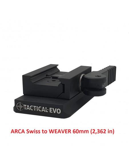 ARCA Swiss na WEAVER