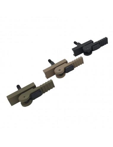 Zámkový systém pro dvojnožky Tactical TK3